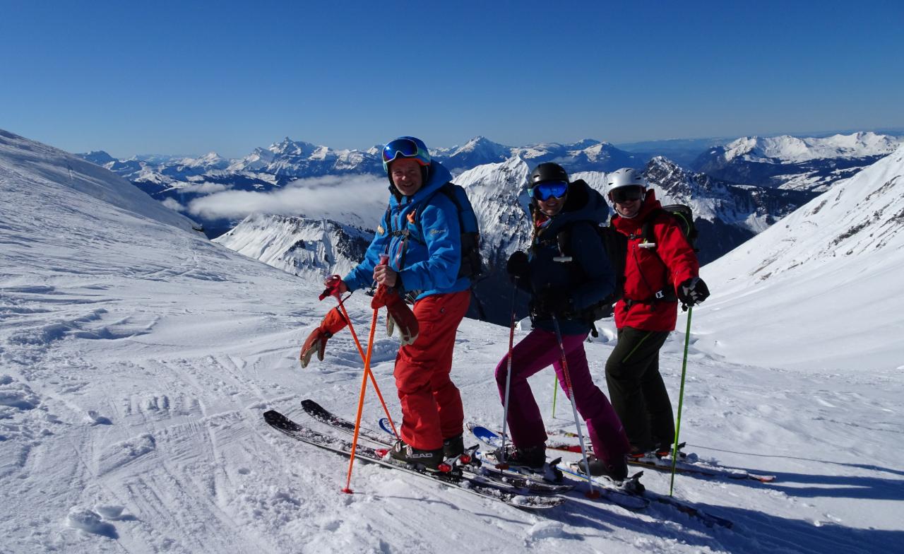 Mindset & Ski Sessions